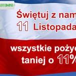 Narodowe Święto Niepodległości 11 listopada, foto