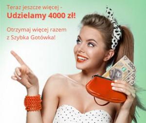 Teraz pożyczki do 4000 zł w Szybka Gotówka, foto