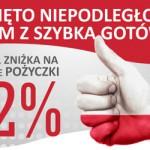 Dzień Niepodległości w Szybka Gotówka -22%, plik